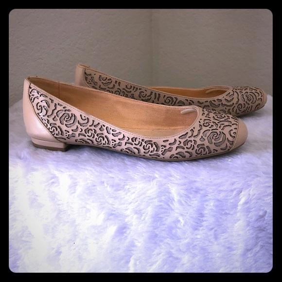 Nina Shoes - Nina Blush Ballet Flats Size 7.5